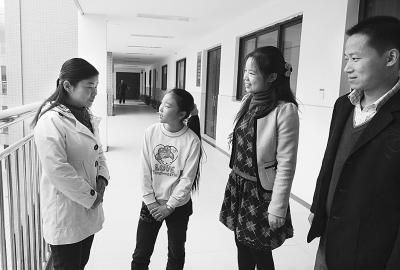 地震女孩作文震撼老师 三老师接力呵护其成长