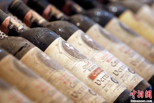 全球原酒價格上漲 中國葡萄酒價或受波級(圖)