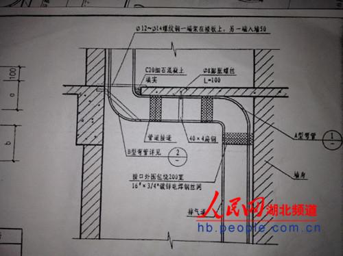 楼房结构图纸