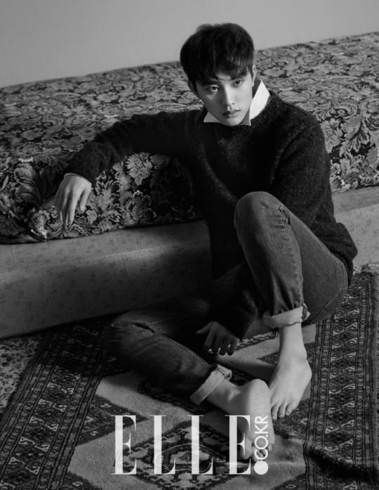 exo成员do时尚写真展现暖男气质组图 2