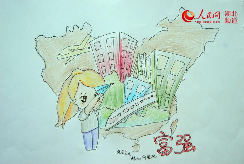 武汉一高校主义用萌版漫画诠释社学生老婆价死在装回家每天核心都漫画图片