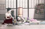 揭密:1890年的日本妓院