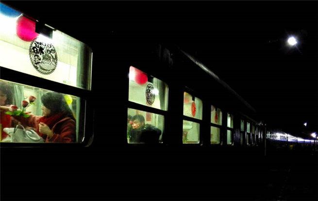 武铁松滋站初五开行务工专列 已连续开行12年