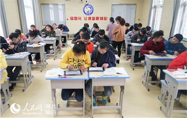 """创新""""混合式""""研修 助推湖北乡村教师专业发展"""