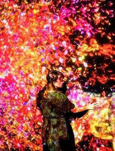 数字艺术展下月来汉 市民家门口即可领略奇幻视听盛宴