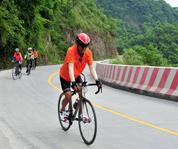 湖北宜昌:公益骑行倡环保