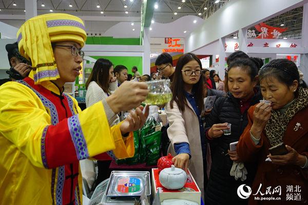 bob娱乐:湖北首次公布農產品區域公共品牌20強