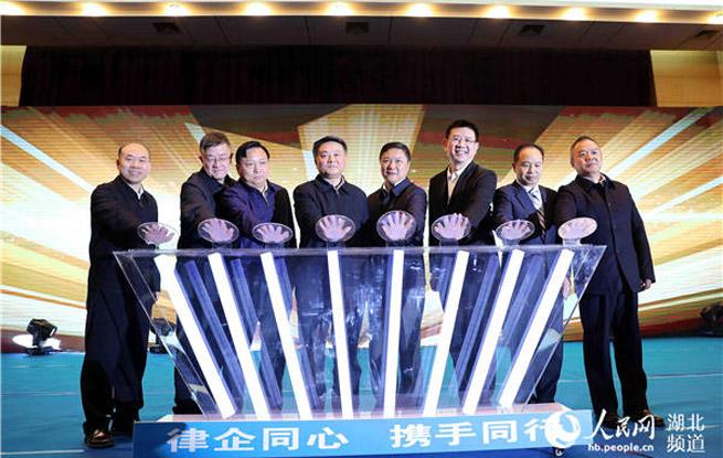 助推民企成长 武汉成立13个法律服务团提供公益服务