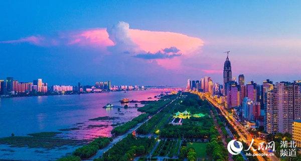 武汉:长江新城大门 从消费升级开启
