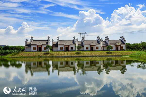 梁子湖风景区图片
