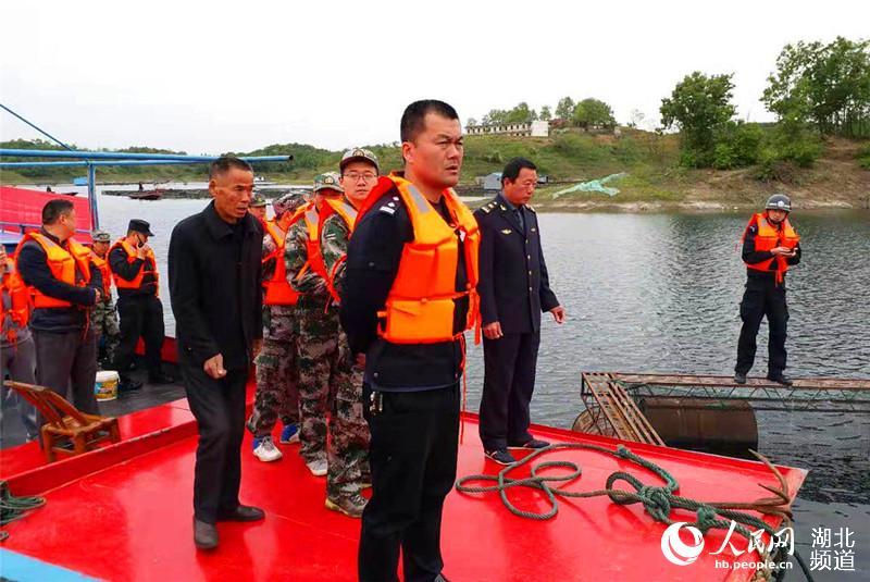 """湖北丹江口:""""三大行动""""守护生态环境安全 护清水北上"""