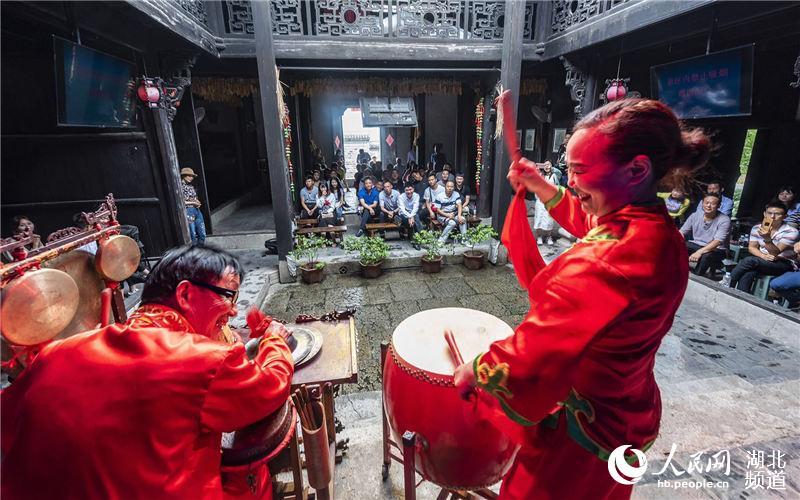 屈原故里湖北秭归景区新增3家非遗文化展馆