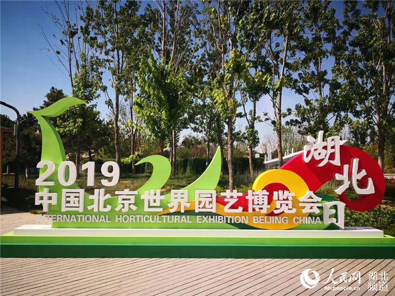 """北京世园会""""湖北日"""":高山流水迎凤来"""