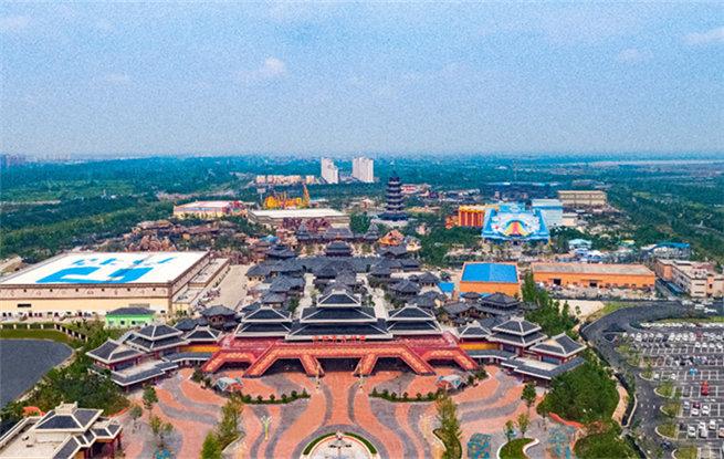 荆州文旅区最新规划图