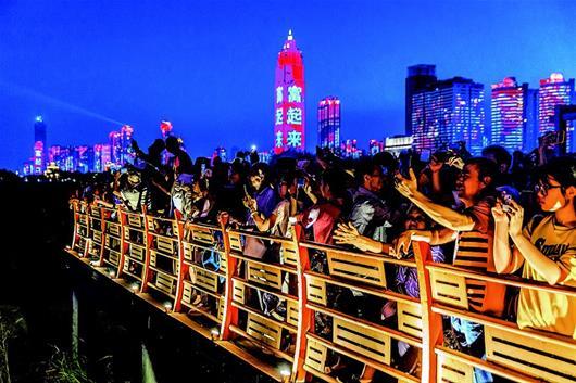 「合肥旅游网」武汉成为国庆长假热门旅游网红城市央视先后10次聚焦