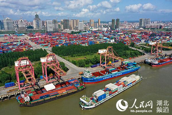 武汉新州:打造高质量发展新增长
