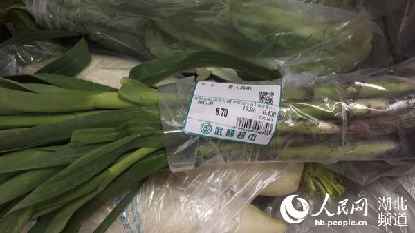 """武汉药店开门了吗?武汉市民的""""菜篮子""""物丰价稳吗?"""