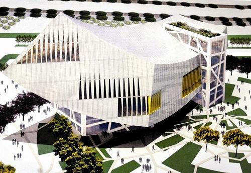 文化创意产业园,展览,会议中心